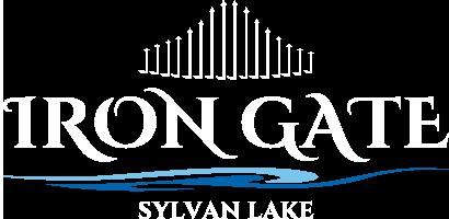 Iron Gate at Sylvan Lake