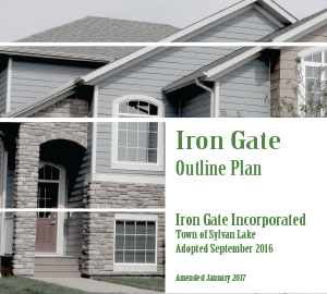 Iron Gate Outline Plan